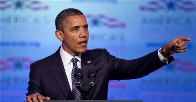 Battle begins between Obama, Republican super PACs