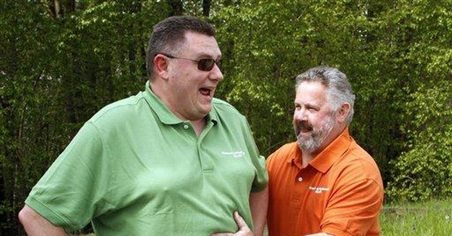Wash. mayors get started on weight-loss campaigns
