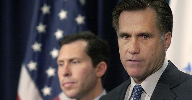 SPIN METER: Romney used fees to close budget gap