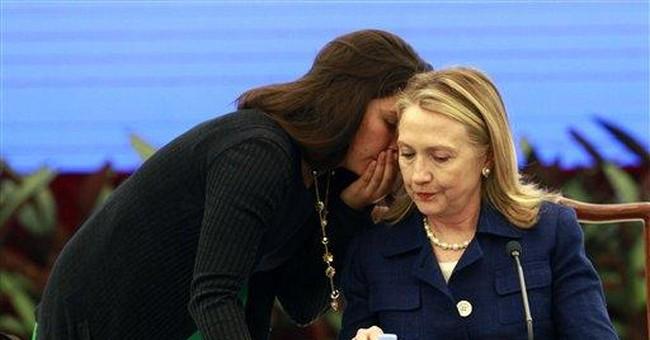 Clinton visit a respite to Bangladesh turmoil