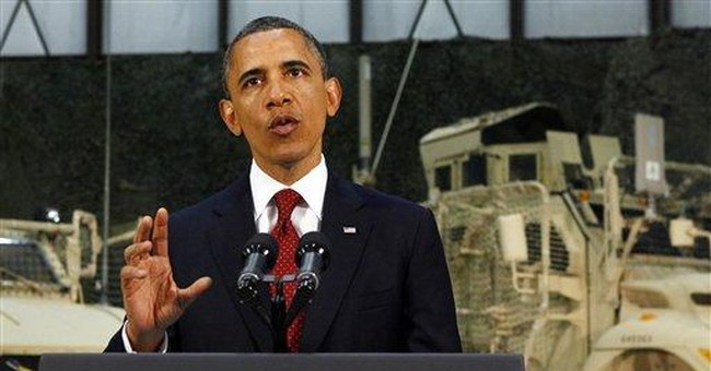 Obama: Time to shift attention from wars to home