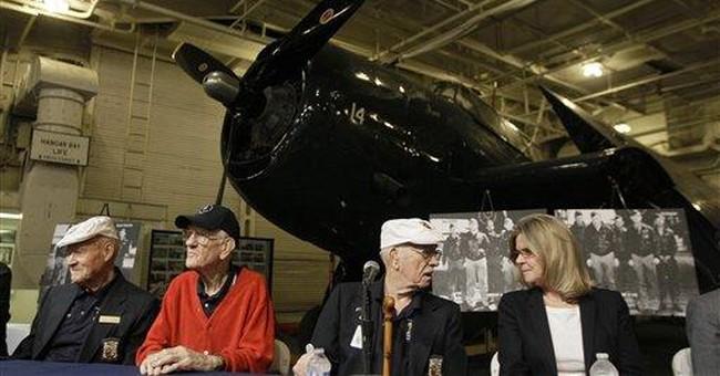 Doolittle's Raiders recall daring WW II mission