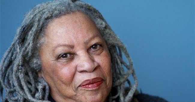 At home with Toni Morrison