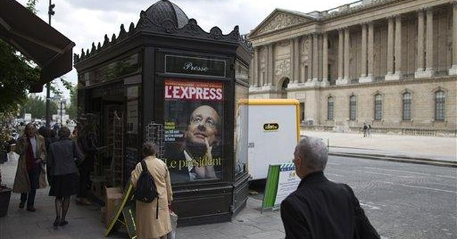 Other nations welcome Hollande's French victory