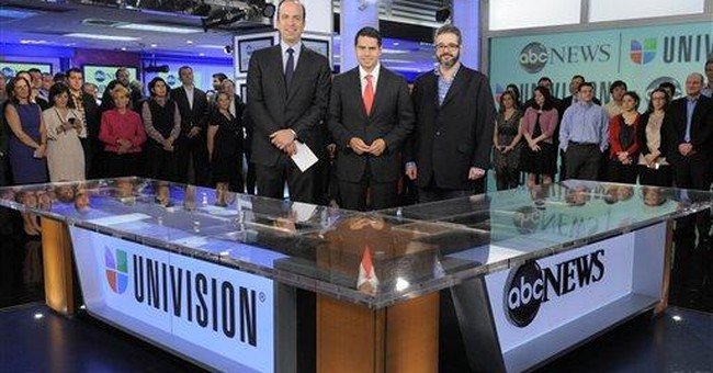 ABC, Univision teaming for news network in English