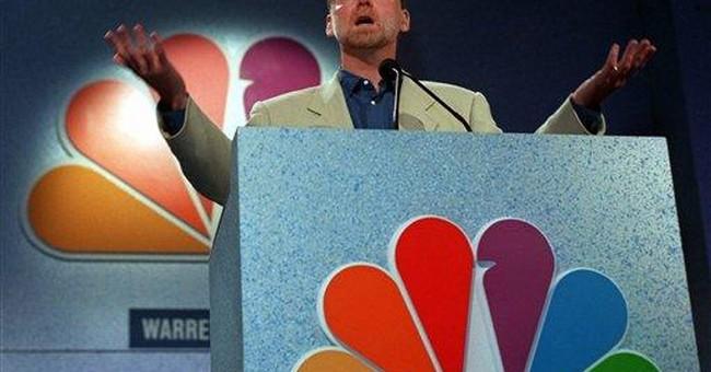 Warren Littlefield's NBC a far different era