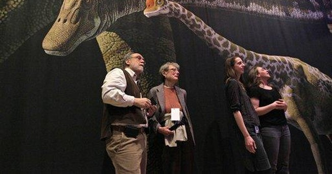 Excuse me: Gassy dinosaurs helped warm Earth