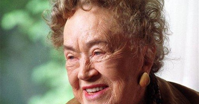 Julia Child, a legacy of teaching the joy of food