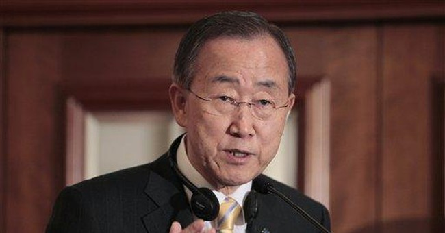 UN chief urges Hezbollah disarmament