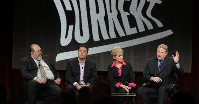 Al Gore: Keith Olbermann committed to Current TV