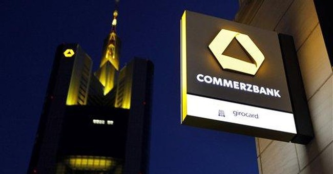 Europe's debt crisis weighs on Commerzbank's Q1