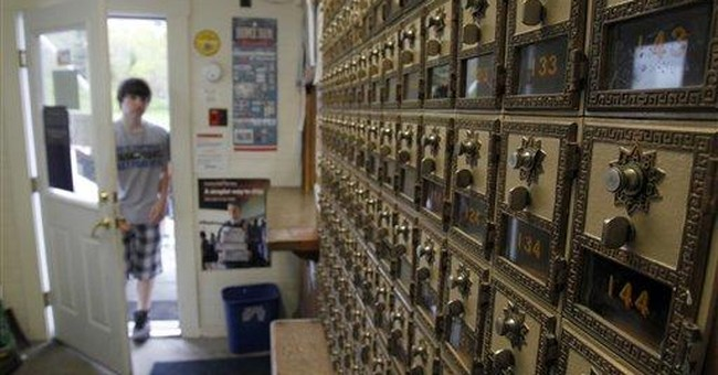 Postal Service: Will keep rural post offices open
