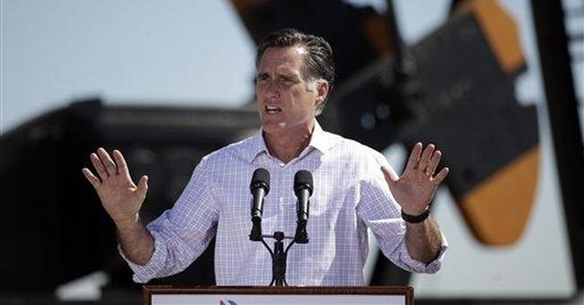 Romney says Obama has failed on energy policy