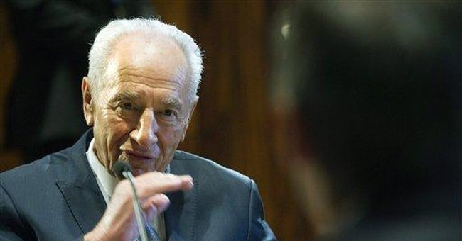 Israeli president undergoes surgery for hernia