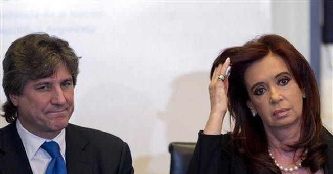 Repsol starts legal action against Argentina