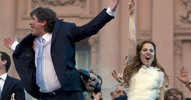 Illegal enrichment probe looms for Argentine VP