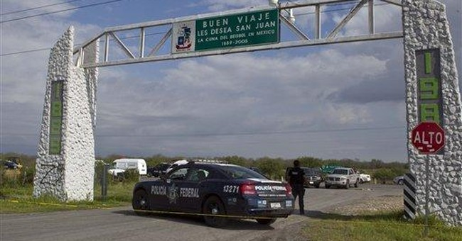 Mexico cartel war latest toll: 49 headless bodies