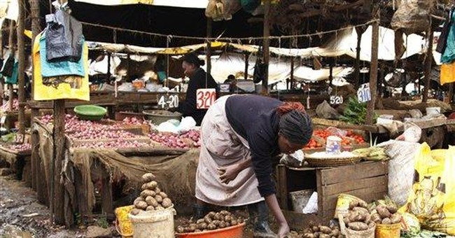 UN: African growth depends on food security