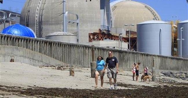 Senator presses NRC on issues at Calif nuke plant