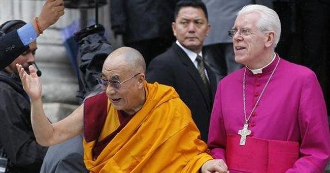 China slams Britain after Cameron meets Dalai Lama