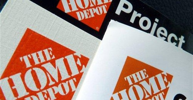 Warmer weather pushes Home Depot 1Q profit up