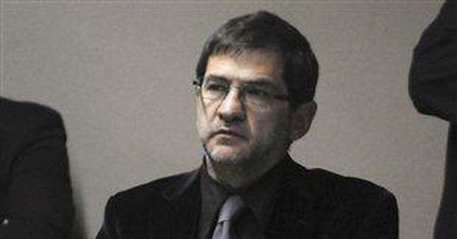 Argentine rights figure charged with embezzlement