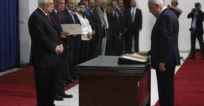 Palestinian PM reshuffles Cabinet in West Bank