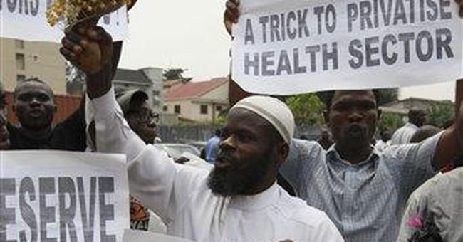 Doctor firings expose medical failings in Nigeria