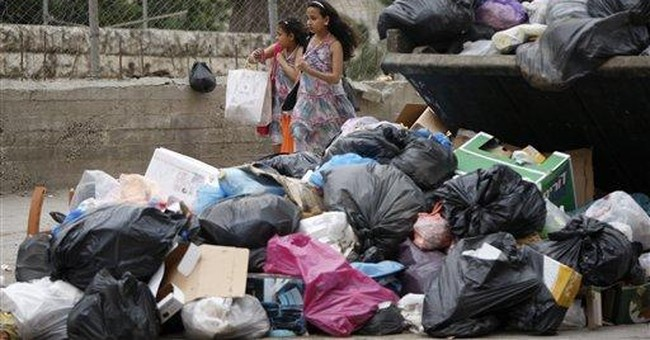 Palestinians face hurdles to a greener West Bank