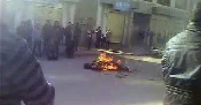 China TV blames Dalai Lama for Tibet immolations