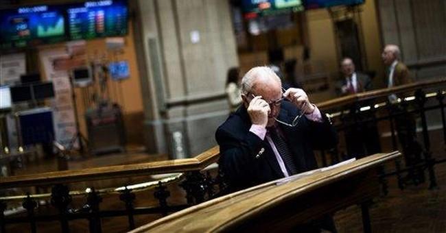 Eurozone concerns drag markets lower