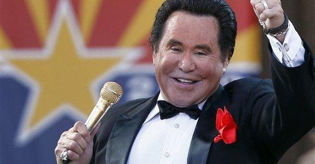 Wayne Newton sued over Las Vegas home museum plans