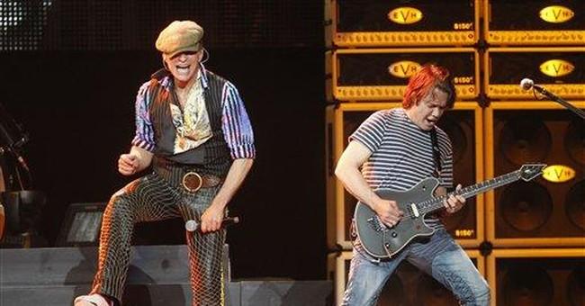 Hagar: Not surprised at Van Halen tour woes