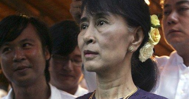 Suu Kyi to address UN body in Geneva next month