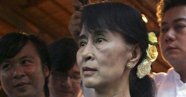 Suu Kyi to address UN body in Geneva next month
