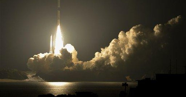Japan launches rocket with first foreign satellite