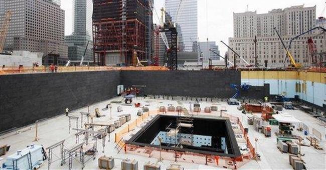 9/11 families upset over ground zero museum delays