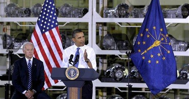 Once an Obama coup, Indiana less a battleground