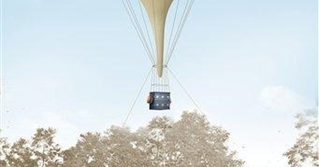 Helium sought for Civil War replica balloon in NY