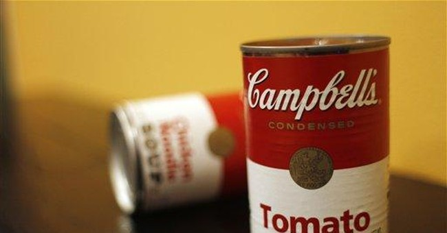 Campbell's profit dips as soup sales remain cold