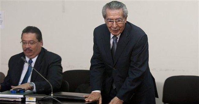 Guatemala ex-dictator gets 2nd genocide charge
