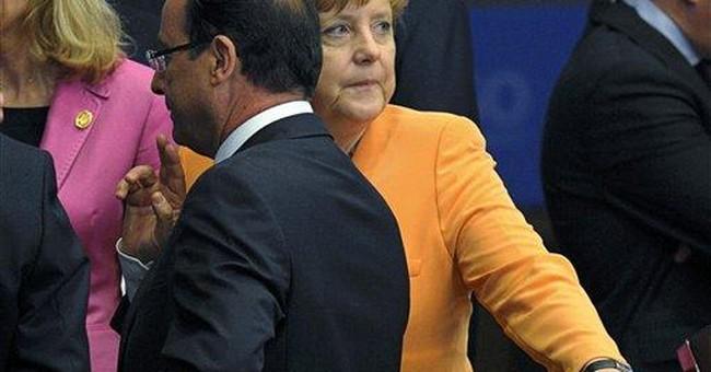Germany insists no eurobonds to solve debt crisis