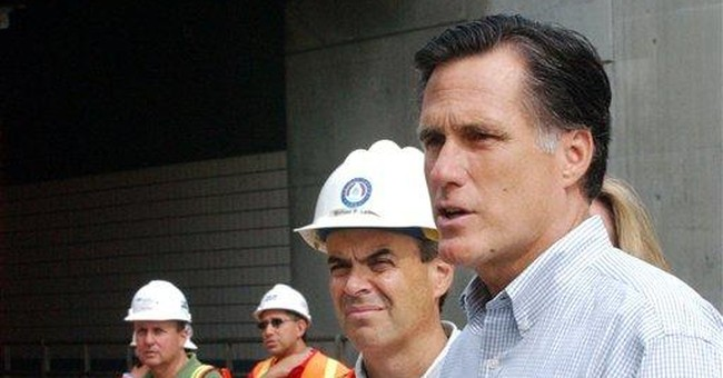 Romney faced leadership test in Big Dig tragedy
