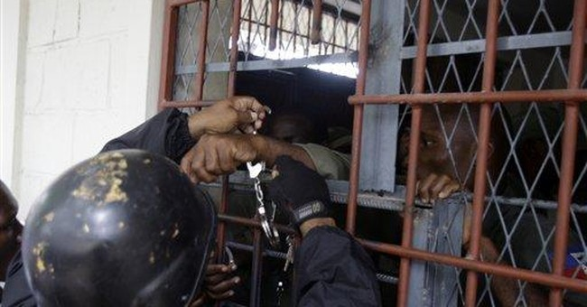 Haiti: Jailed Americans face up to 3 years