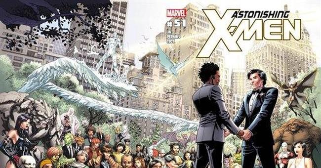 Marvel Comics plans wedding for gay hero Northstar