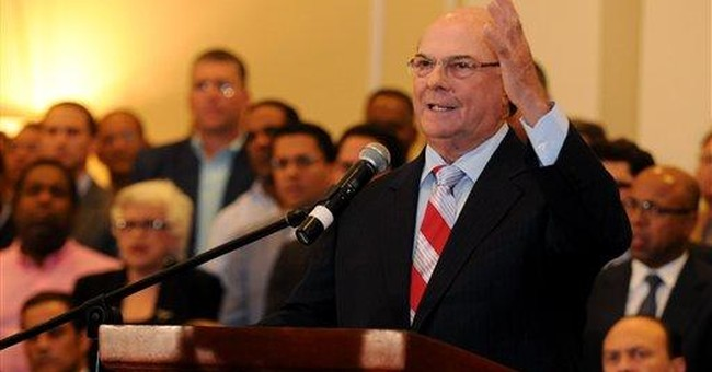 Ex-president denounces Dominican election results