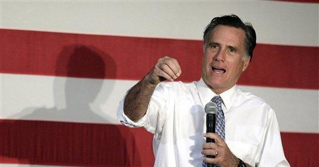 Romney defends record at Bain Capital firm