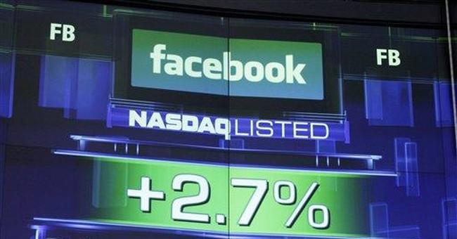 Facebook, JPMorgan gaffs erode faith in Wall St.