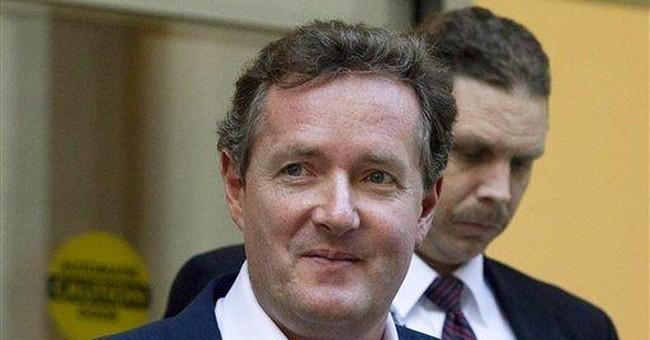 TV presenter: Piers Morgan told me how to hack