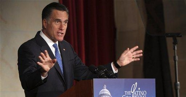Romney promotes education agenda, defends Bain